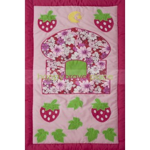 Strawberry Prayer Mat (Pre Order)