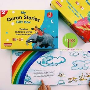 My Quran Stories Gift Box 1 & 2 Bundle